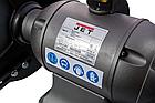 JET IBG-12 Профессиональный станок для заточки и правки инструмента (точило), фото 5
