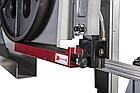 JET HBS-2028DAS Полуавтоматический ленточнопильный станок с гидравлическим прижимом для пакетной резки, фото 4