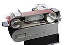 JET JBSM-100 Ленточный шлифовальный станок, фото 4