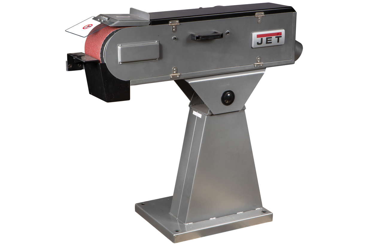JET JBSM-150 Ленточный шлифовальный станок