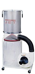 JET DC-1100CK Вытяжная установка со сменным фильтром. Технология VORTEX CONE