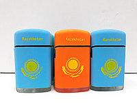 Зажигалка Казахстан Турбо бол.№518    Дешевая     20шт/в пачке, фото 1