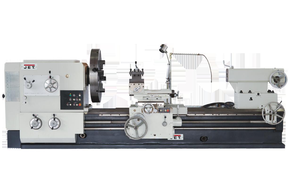 JJET GH-3180 ZHD RFS Токарно-винторезный станок