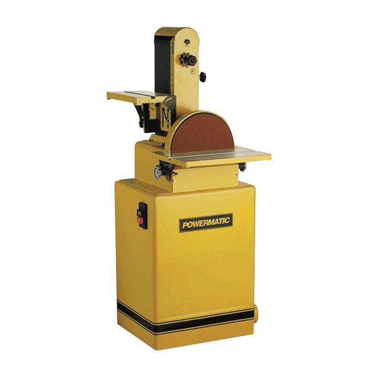 JET Тарельчато-ленточный шлифовальный станок Powermatic 31A (230B)