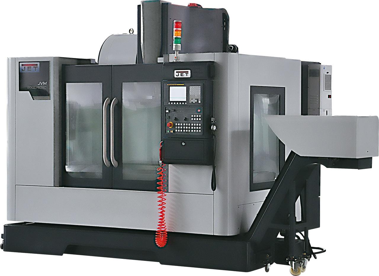 JET JVM-800-1370 CNC Фрезерный станок с ЧПУ
