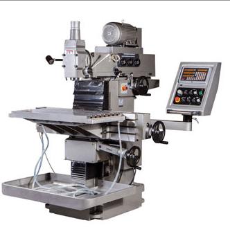Широкоуниверсальный инструментальный фрезерный станок  JTM-2036PF DRO