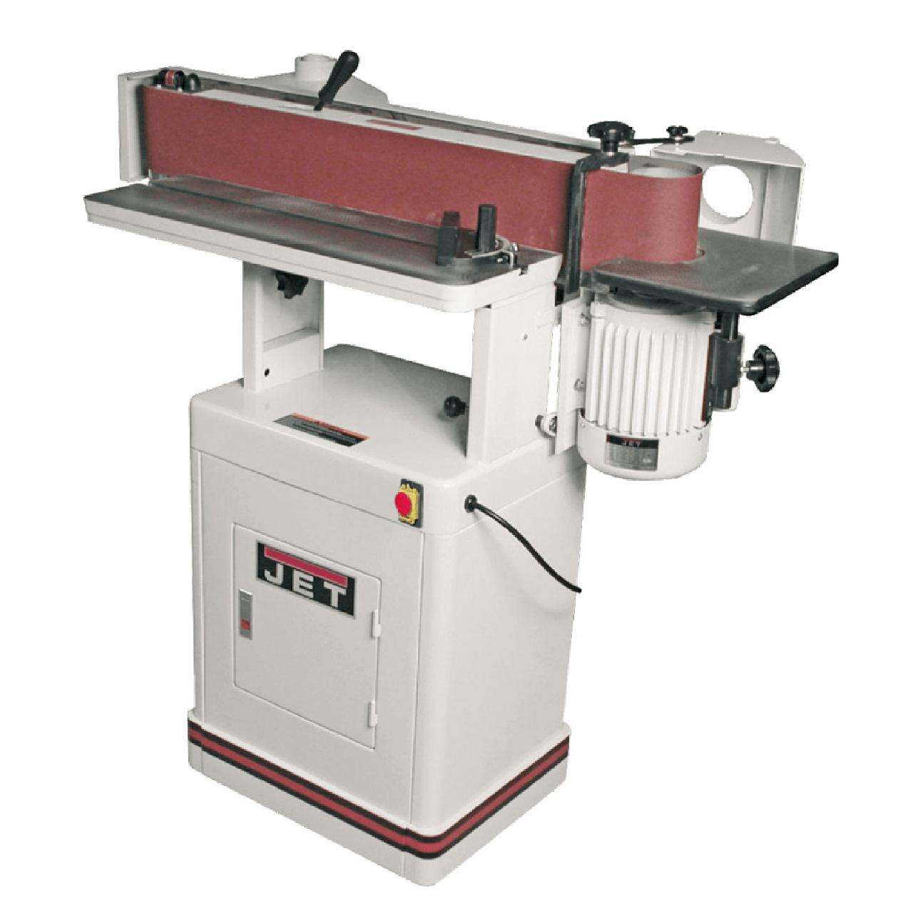 JET OES-80CS Станок для шлифования кантов с осцилляцией 230 В