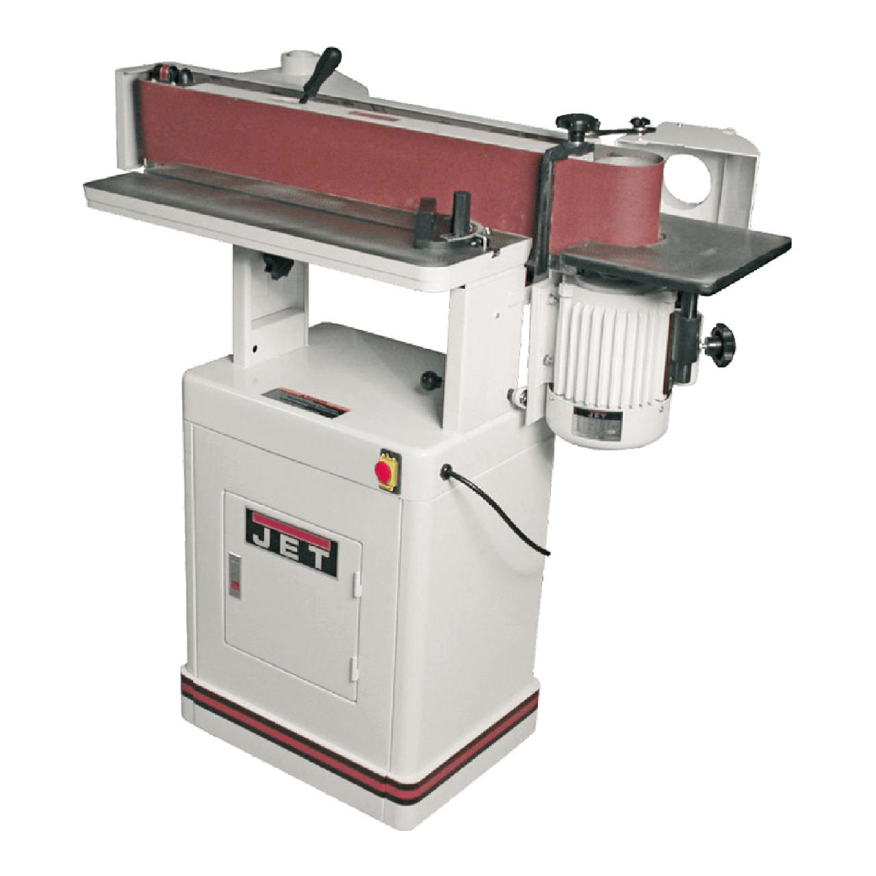 JET OES-80CS Станок для шлифования кантов с осцилляцией 400 В