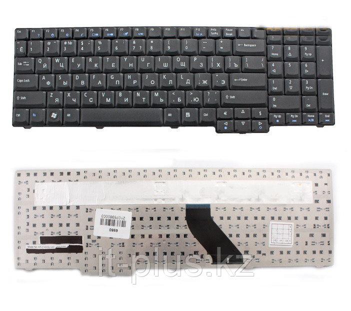 Клавиатура для ноутбука Acer Aspire AS9400/ AS7000 RU, черная