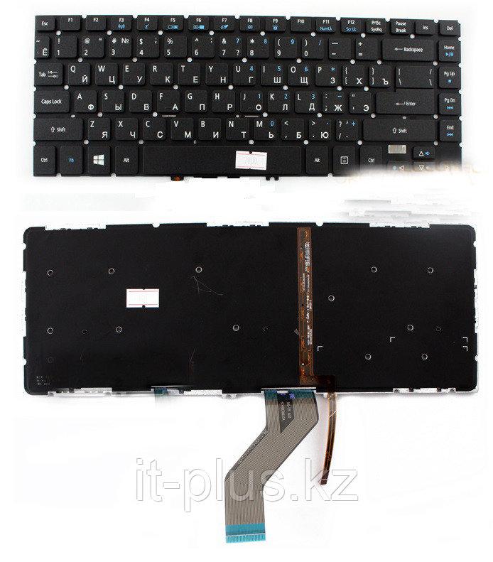 Клавиатура для ноутбука Acer Aspire V5-473/ RU, подстветка, черная