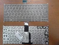 Клавиатура для ноутбука Acer Aspire S3/ RU, серая, фото 1