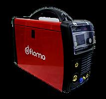 Инверторный полуавтомат Flama POWER MIG 200 LCD многофункциональный с синергетическим управлением