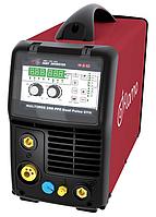 Инверторный полуавтомат Flama MULTIMIG 250 Dual Pulse многофункциональный с синергетическим управлением и