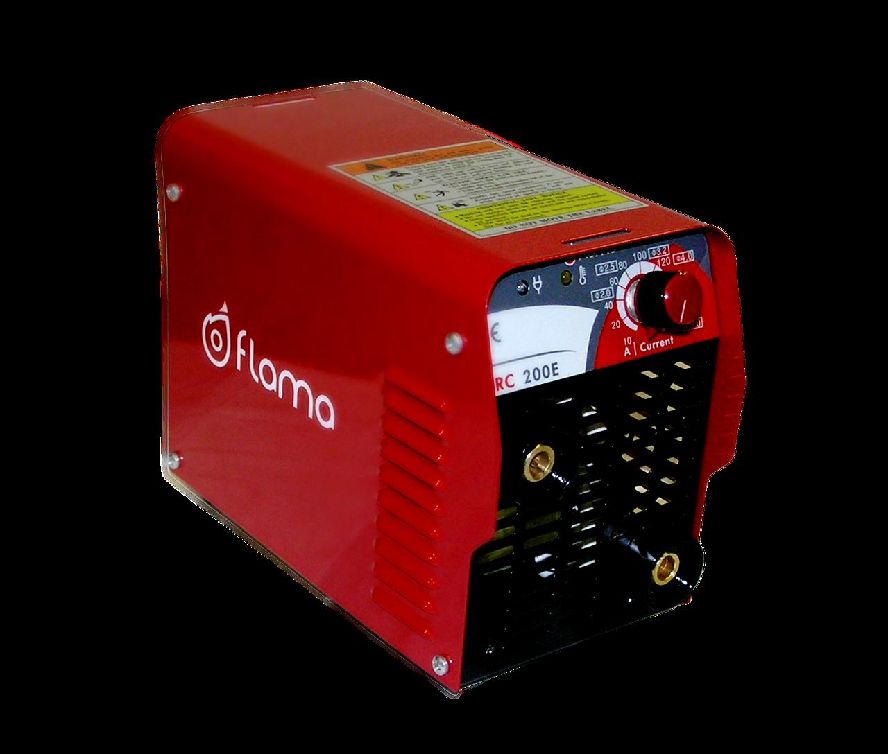 Инвертор для ручной дуговой сварки Flama ARC 200Е
