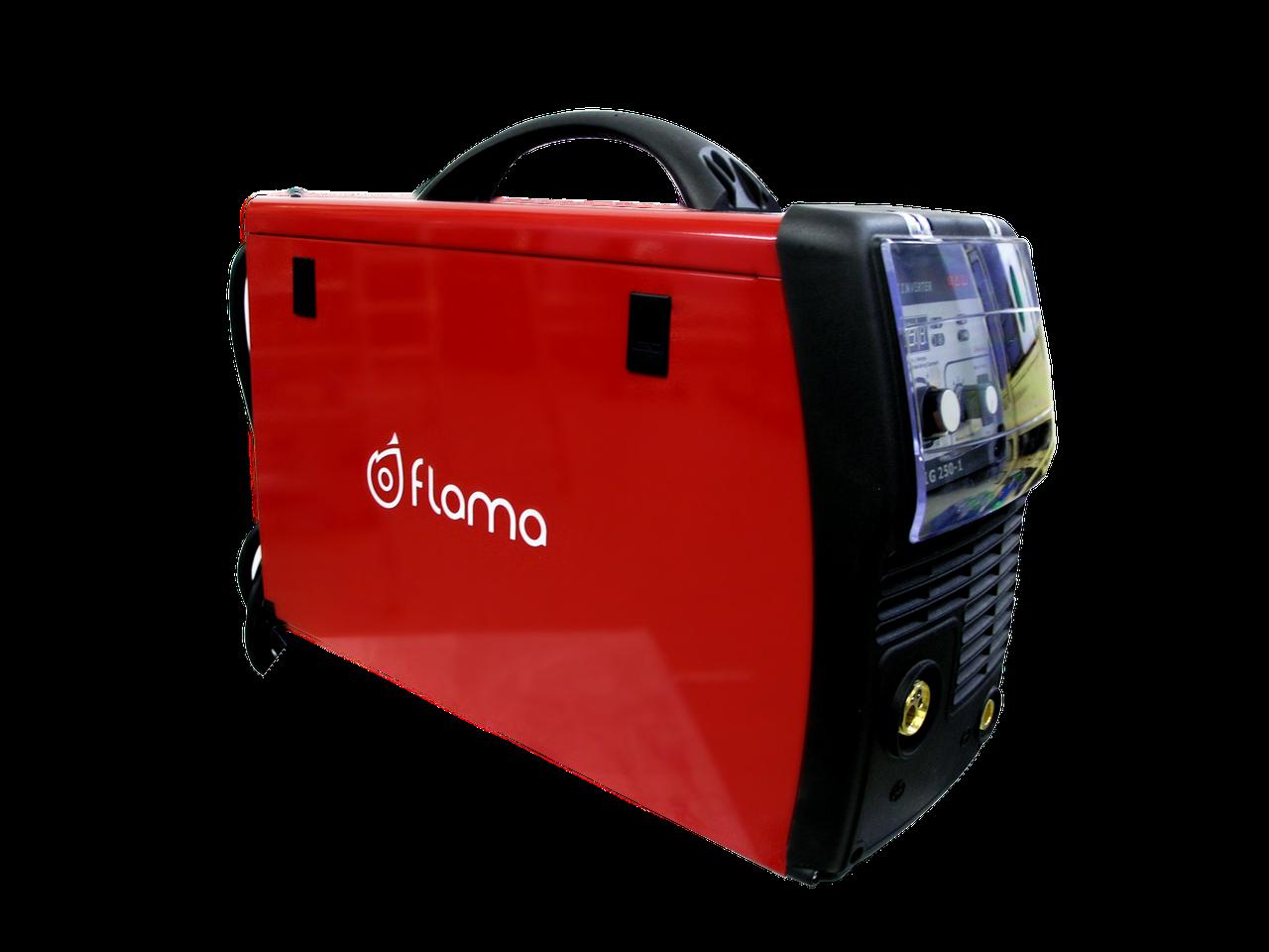 Инверторный полуавтомат Flama MIG 250-3