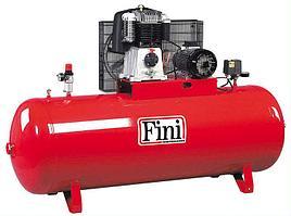 Компрессор поршневой FINI BK-120-500F-10 (ременной)