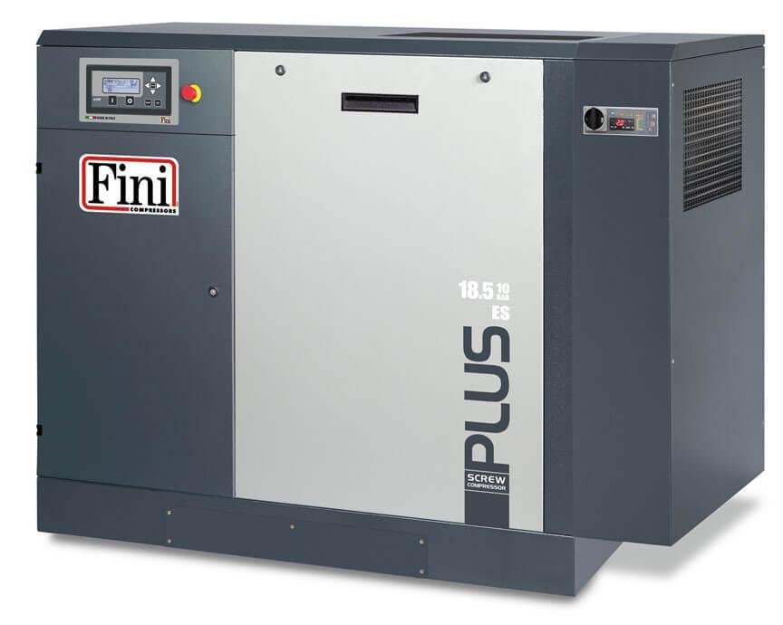 Винтовой компрессор FINI PLUS 22-13 ES без ресивера с осушителем