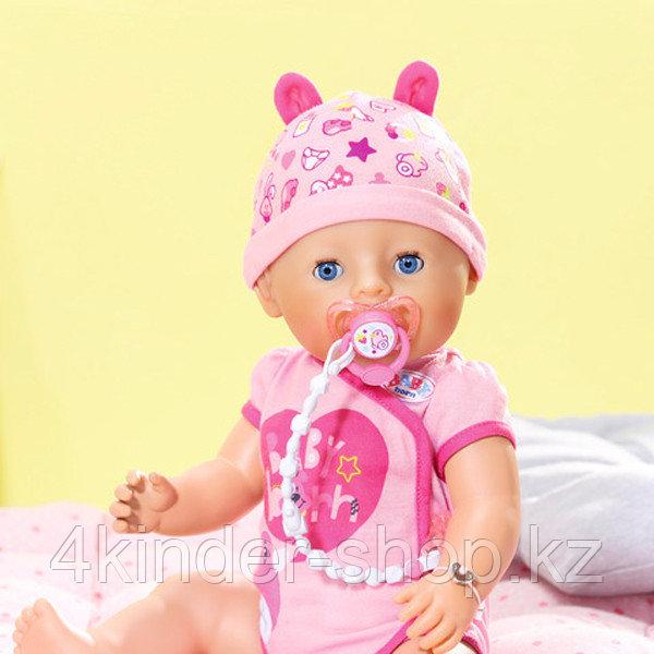 Zapf Creation Baby born 825-938 Бэби Борн Кукла Интерактивная, 43 см - фото 3