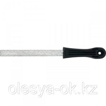 Напильник круглый 150 х 5 мм, с карбидным напылением. MATRIX, фото 2