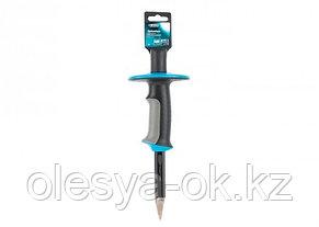 Зубило-керн, 254 мм, трехкомпонентная эргономичная рукоятка, защитный протектор, антикоррозионное покрытие. GR, фото 2