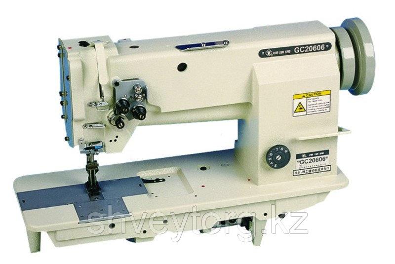Прямострочная двухигольная швейная машина  TYPICAL GC20606