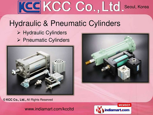 Пневматические цилиндры, гидравлические цилиндры, пневматические клапаны , фото 2