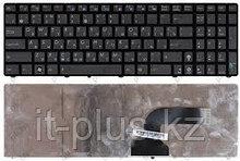 Клавиатура для ноутбука Asus G60/ k52/N60-70 RU, черная
