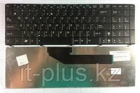 Клавиатура для ноутбука Asus K50/ RU, черная