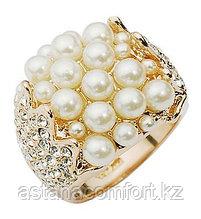 Женское кольцо с Жемчугом.