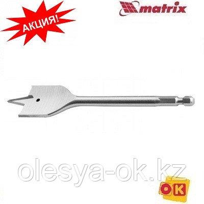 Сверло перовое 22 мм. MATRIX