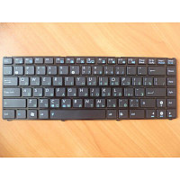 Клавиатура для ноутбука Asus UL20/ RU, черная, фото 1