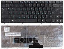 Клавиатура для ноутбука Asus K40/ RU, черная
