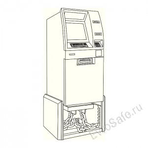 Универсальный комплект «Защита банкомата от кражи»