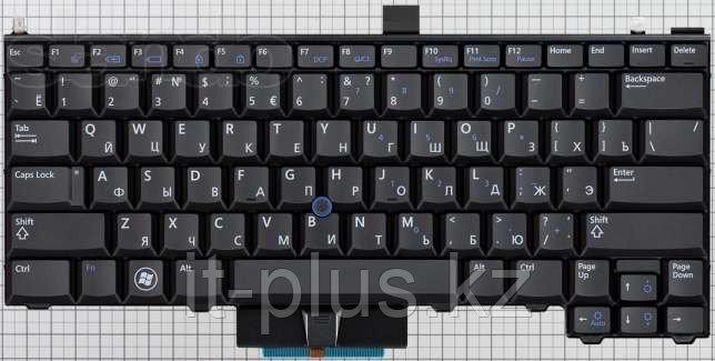 Клавиатура для ноутбука Dell Latitude E6420/ E5420/ E6220/ E6320/ E6430/ RU, черная