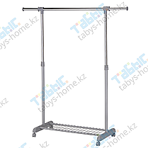 Вешалка для одежды гардеробная Табыс EP 8607R (серый цвет), фото 2