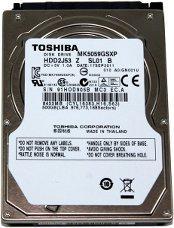 Жесткий диск Toshiba MK5059GSXP 500 GB для ноутбука