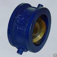 Обратный клапан хлопушка Ру 1,6 Д.40 мм