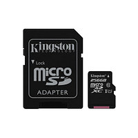 Kingston SDCS MicroSD 256GB Class 10 U1 flash карта (5640LAD0G)