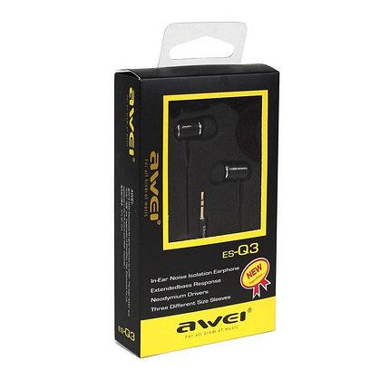 Наушники Awei Q3, фото 2