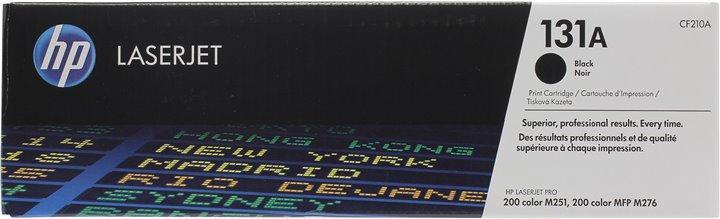 Картридж для CLJ Pro 200 M251/MFP M276 (Bk) CF210A оригинал
