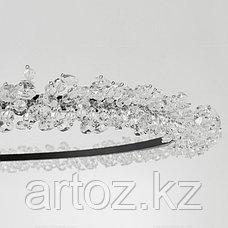 Подвесной светильник Halo crystal D400 (black), фото 2