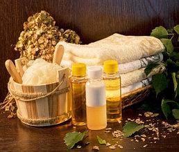 Соли и масла для саун и бань