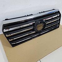 Решетка радиатора Double Eight на Land Cruiser Prado 2018-21
