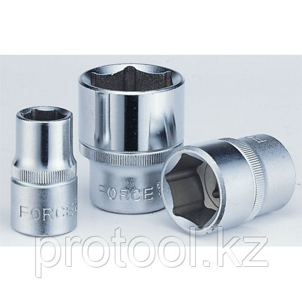 "Головка торцевая 8мм 1/4"" 6-гранная L25мм F-52508 ""FORCE"", фото 2"