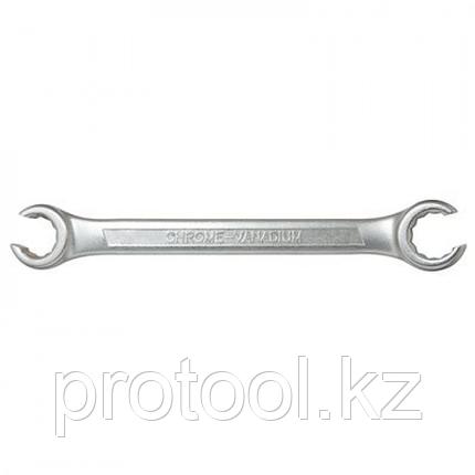 """Ключ разрезной 10х11мм F-7511011""""FORCE"""", фото 2"""