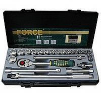 """Набор головок 10-32мм 1/2"""" Surface 24пр. в кейсе F-4243 """"FORCE"""""""