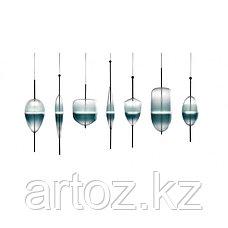 Подвесной светильник Flow(t) Wonderglass S4, фото 2