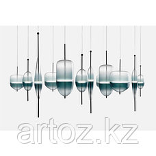 Подвесной светильник Flow(t) Wonderglass S4, фото 3