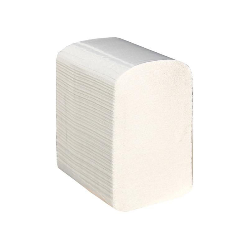 Листовая туалетная бумага сложения Z