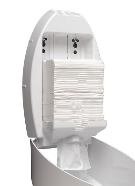 туалетная бумага в пачках